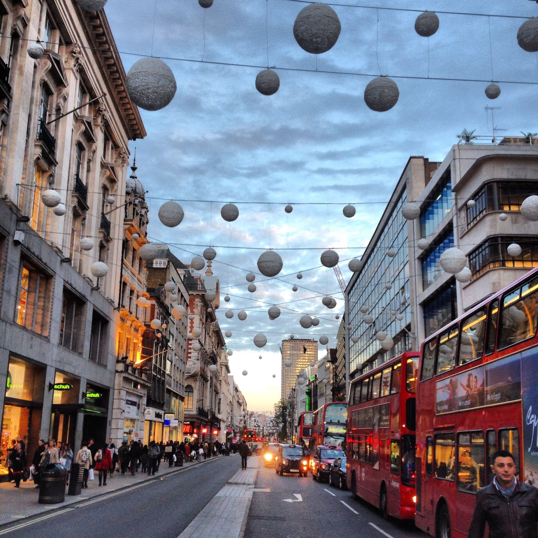 Londra-oxford-street