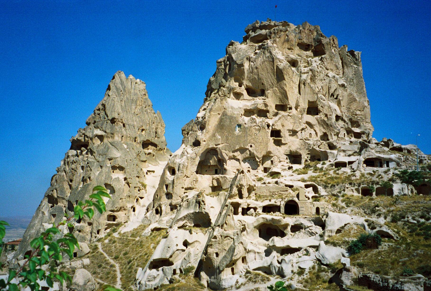 kapadokya-uc-hisar-kalesi