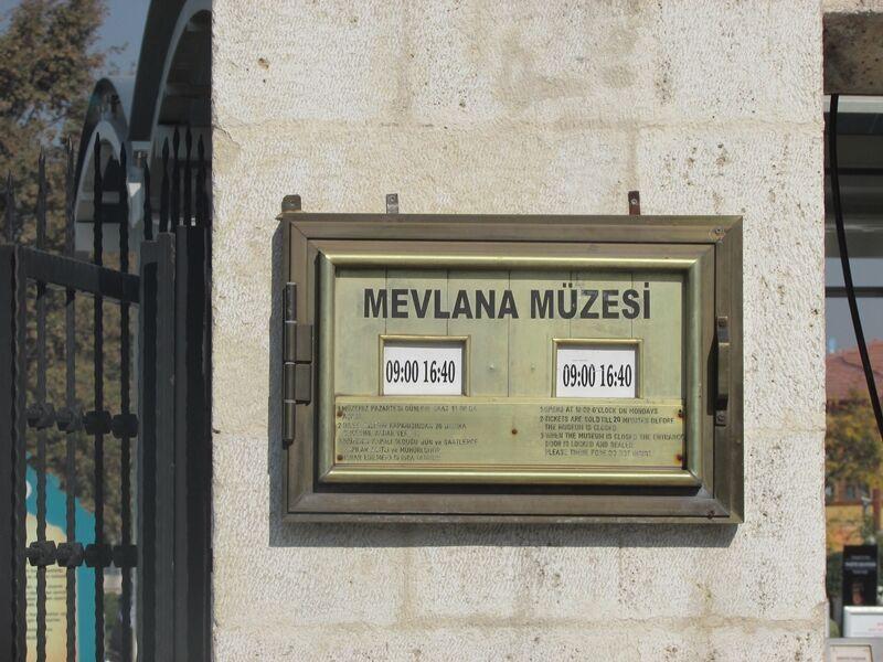 mevlana-muzesi