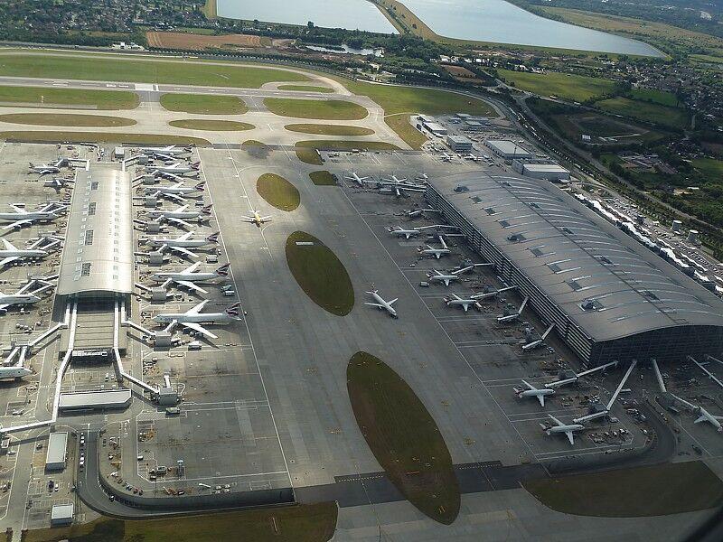 London-Heathrow-Havaalani