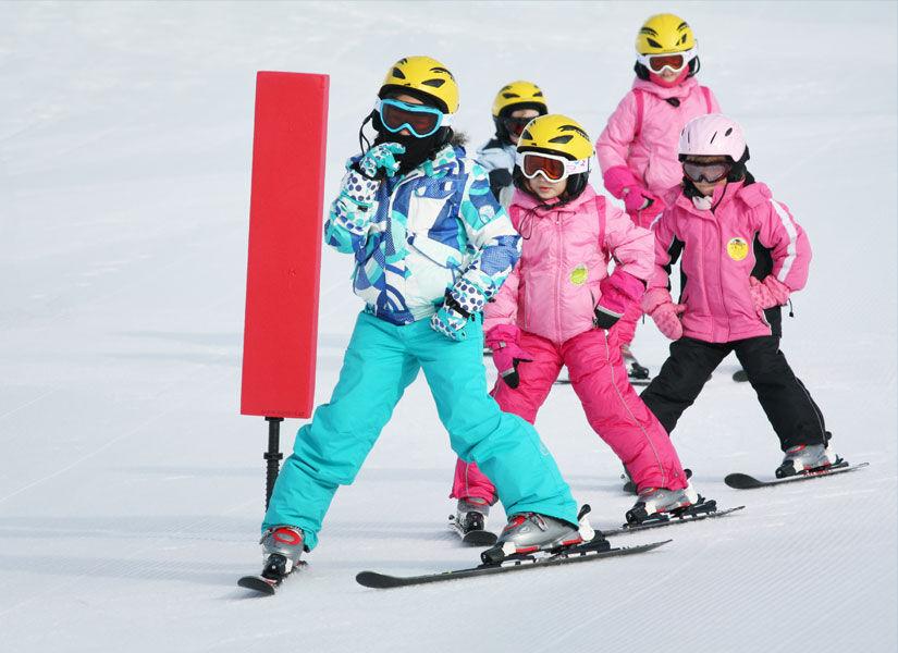 cocuklar-ve-kayak-yapmak