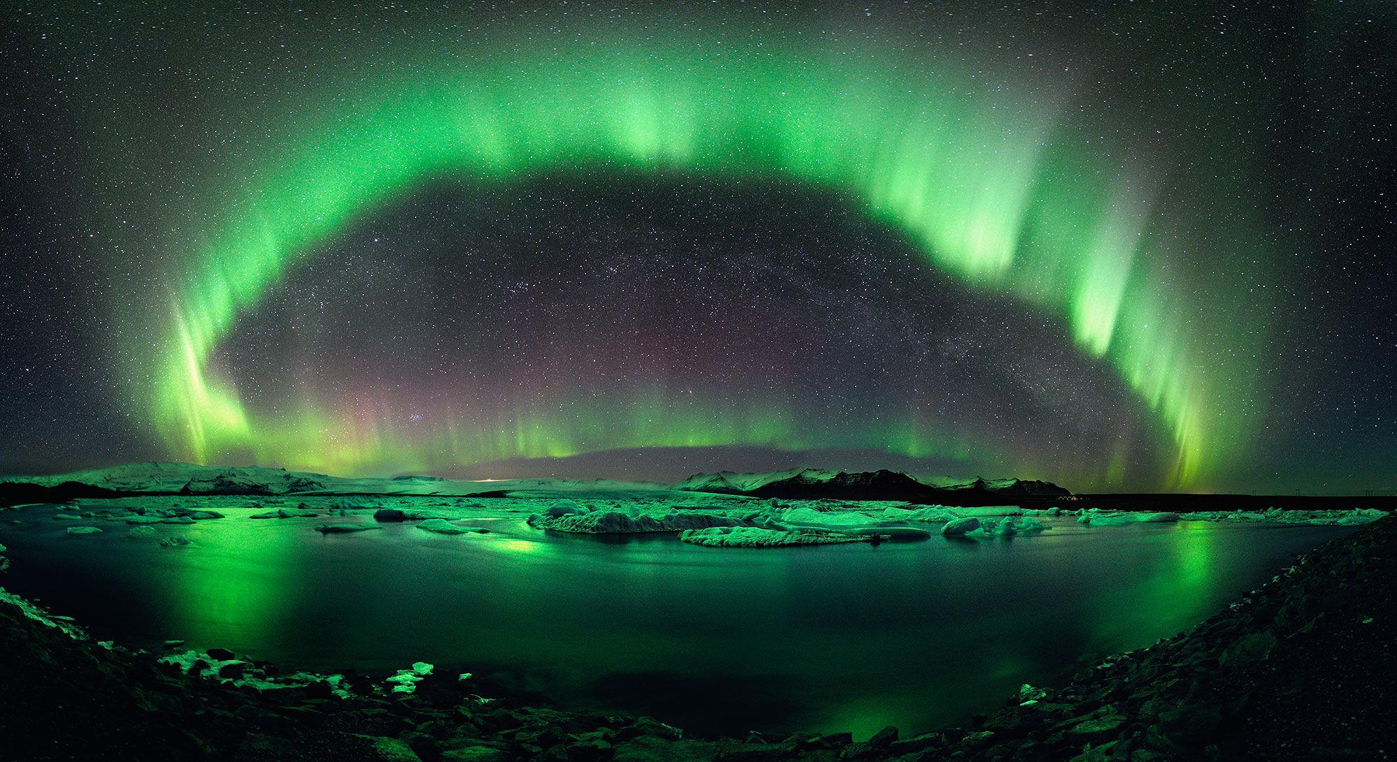 Aurora-Kutup-Isiklari