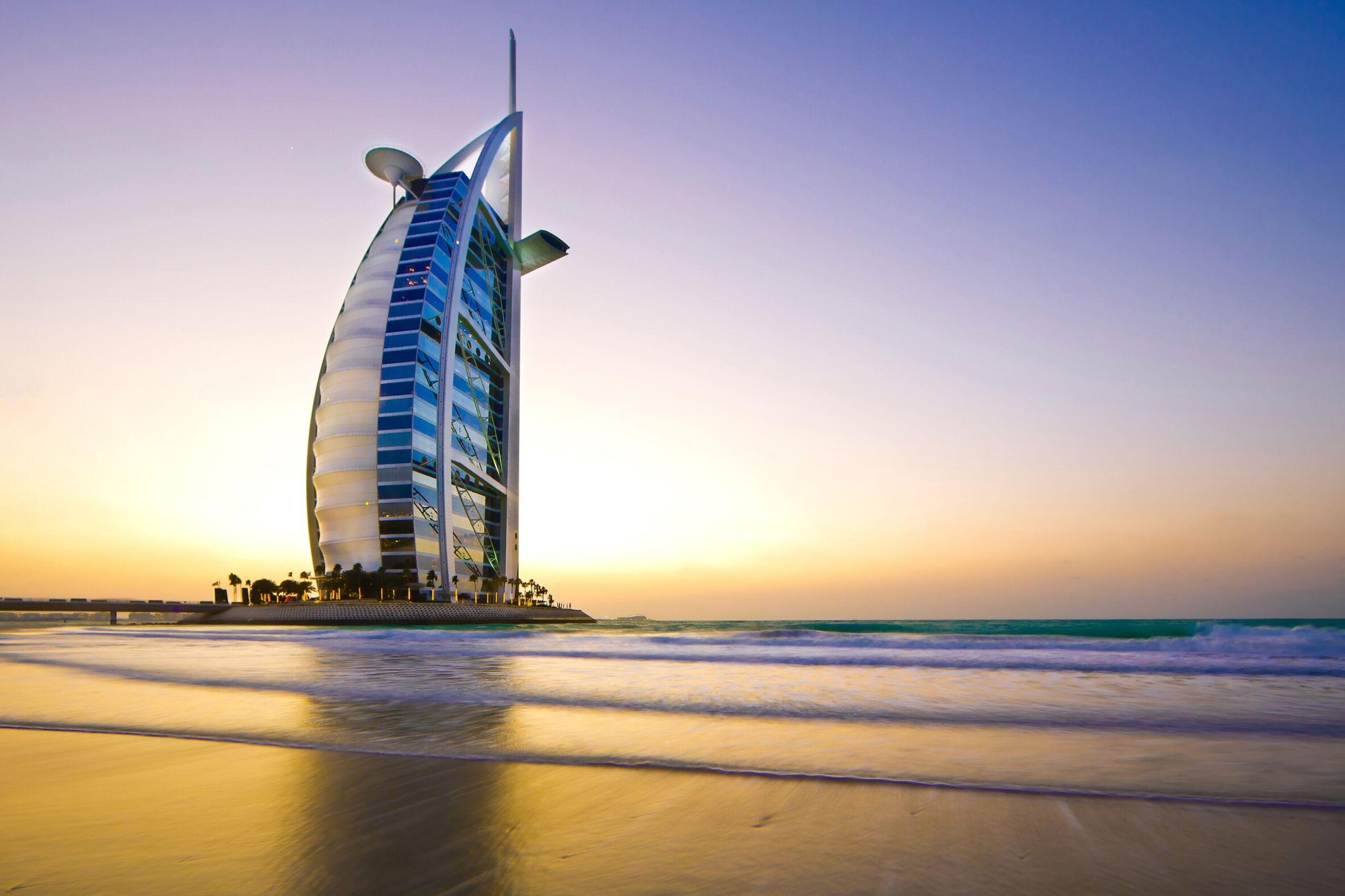Dubai-Burj-El-Arab