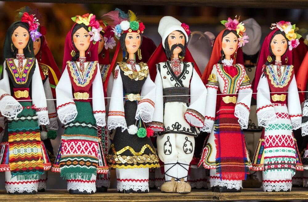 Ulkelerin Geleneksel Kiyafetleri Esliginde Bir Kultur Yolculugu