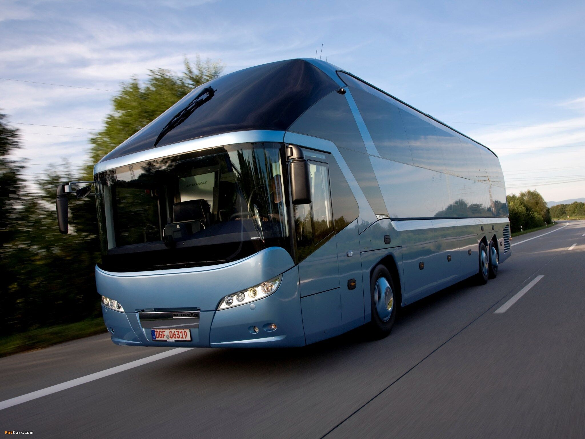 Neoplan otobüs