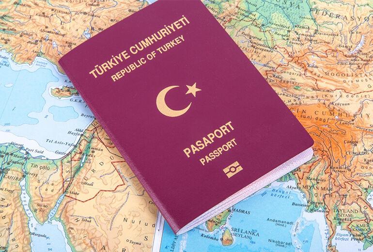türk pasaportları ile ilgili görsel sonucu