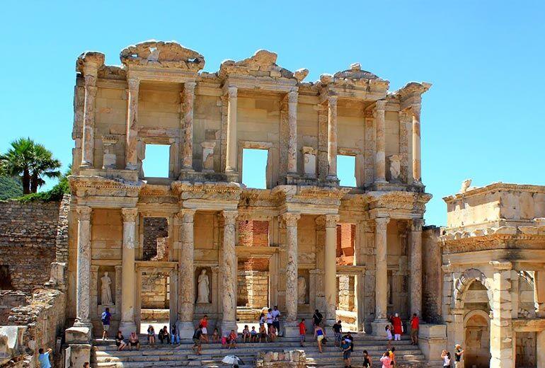 Efes Antik Kenti Izmir Biletall Blog