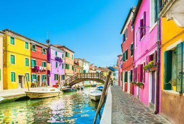 Dünyanın En Renkli Kentleri