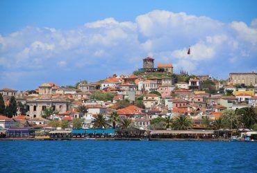 Ege'nin En Güzel Yerlerinden: Cunda Adası