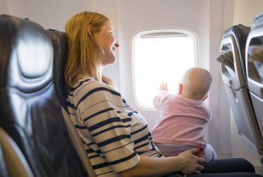 Bebeğinizle Seyahate Çıkarken 5 İpucu