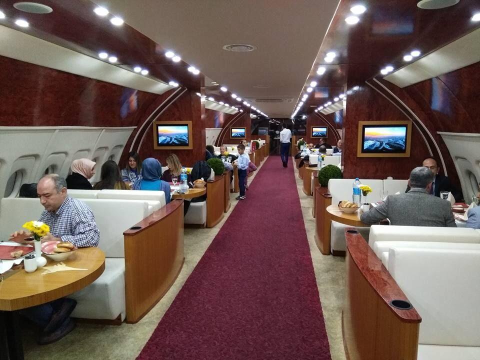 Konya uçak restoran