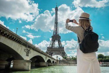 Paris'te Eiffel'in Görünmediği Tek Yerdeyiz: Eiffel'de!