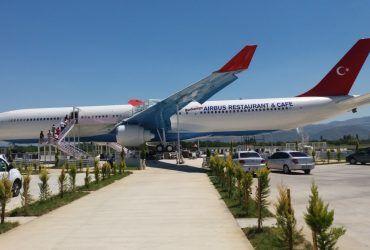 Türkiye'deki Uçak Konseptli Restoranlar