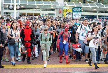 Dünyanın En Renkli Fuarı: San Diego Comic-Con