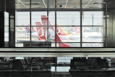 İstanbul Havalimanı'na İlk Seyahat