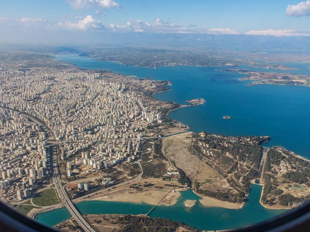 Adana uçak ulaşım