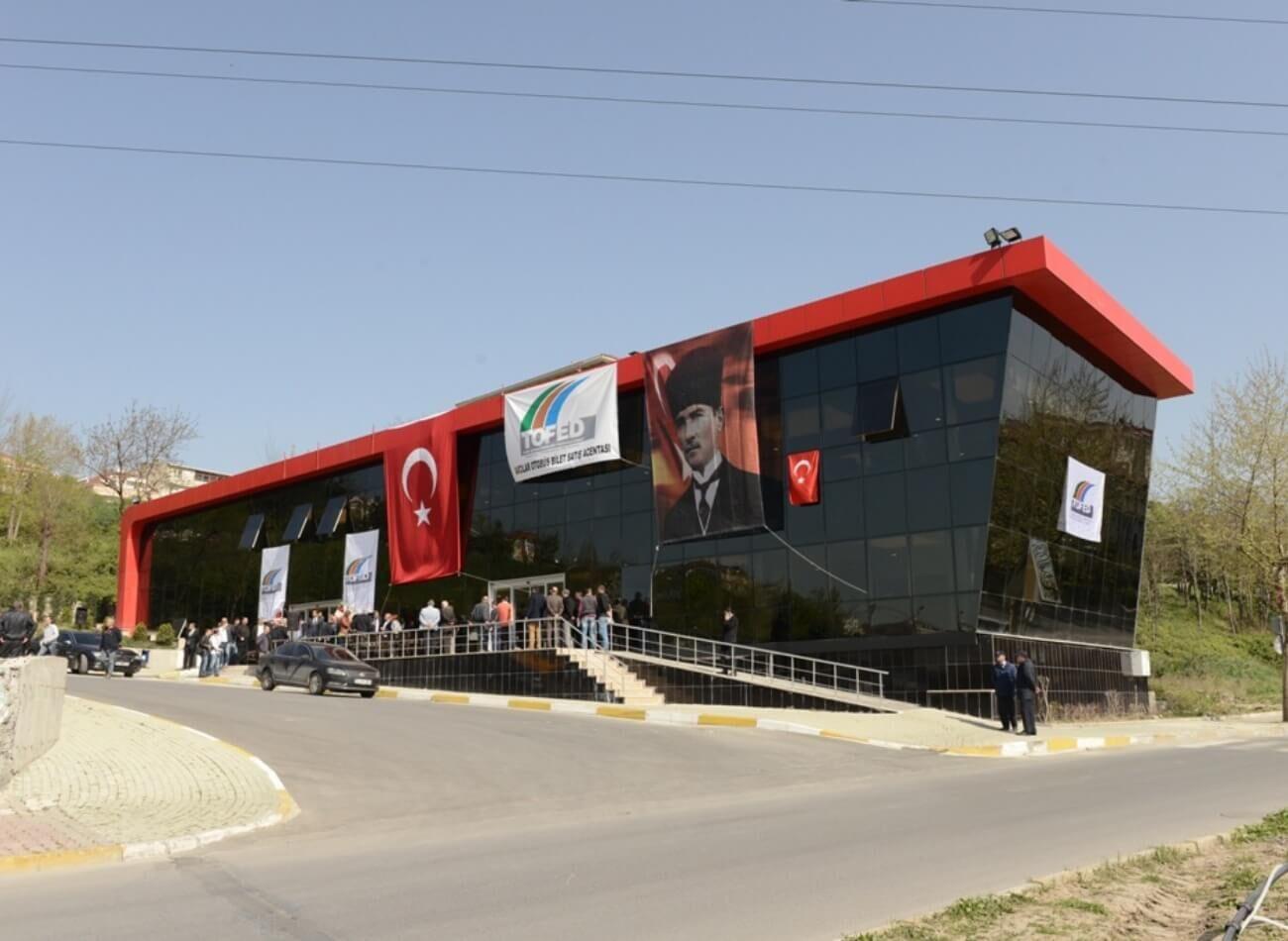 ulusoy otobüs terminalleri