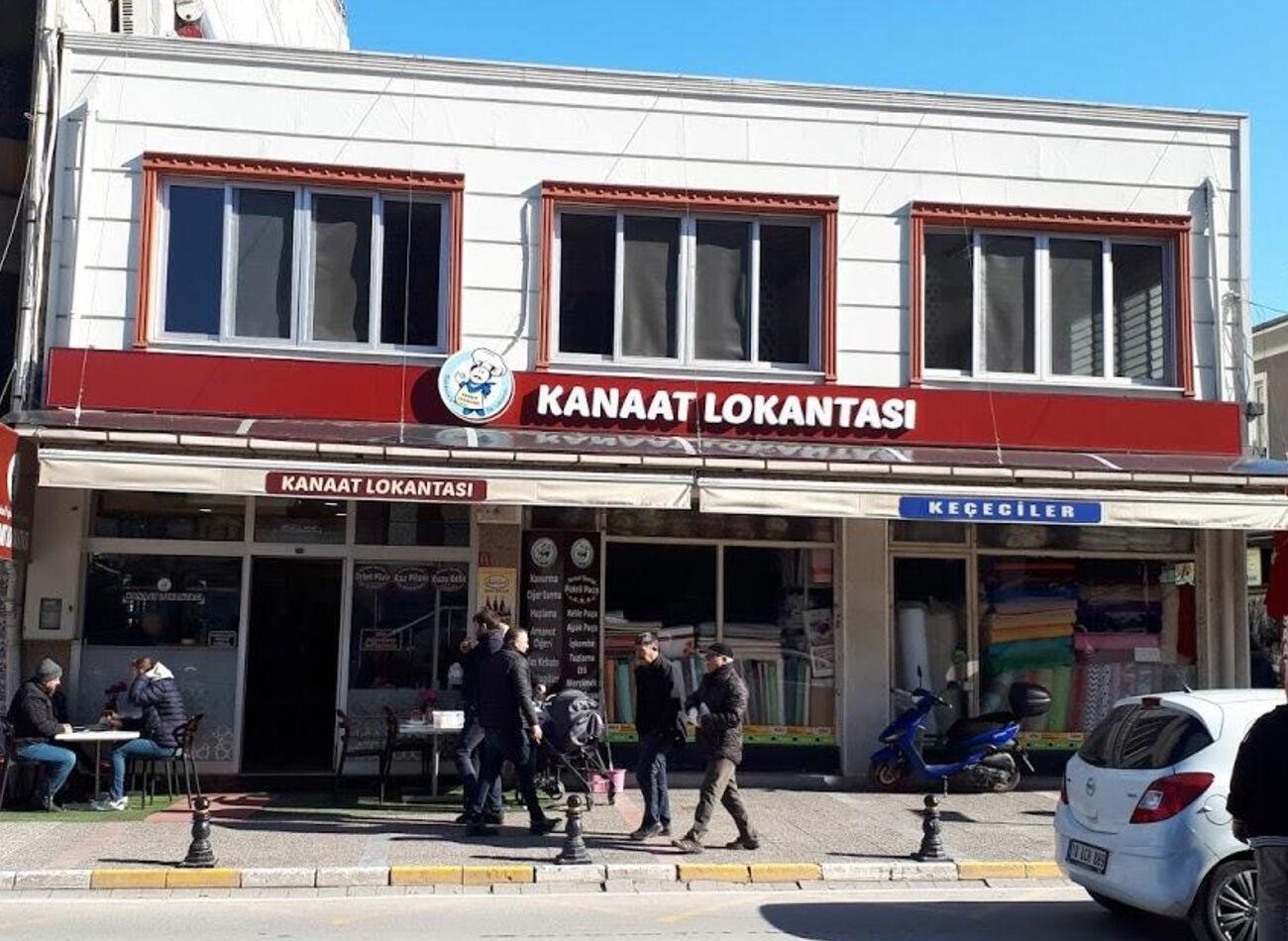 Kanaat Lokantası, Balıkesir